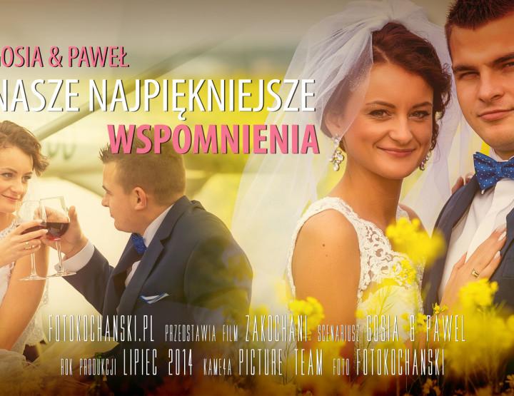 Trailer Gosia + Paweł