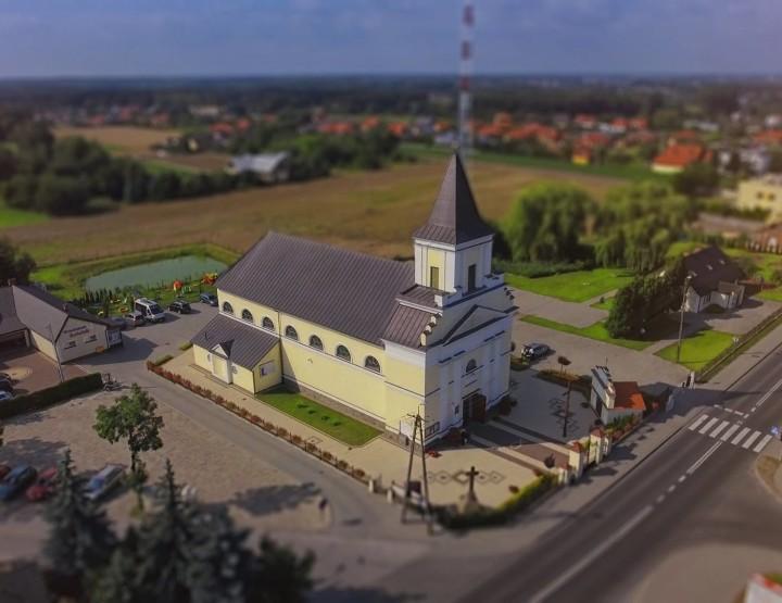 Kościół w Szpetalu
