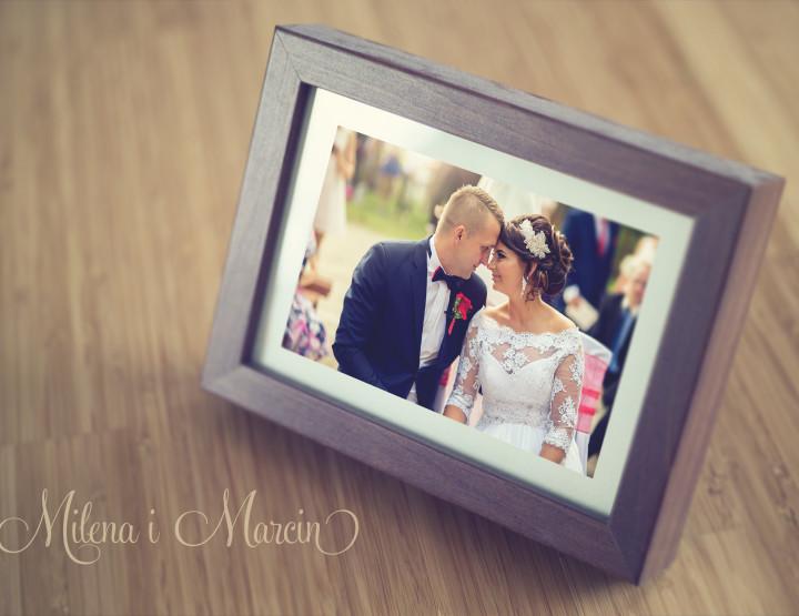 Milena i Marcin // WEDDING DAY